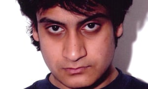 Hammad Munshi hid a guide to explosives and martyrdom notes in his bedroom.