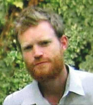 missing man Tom Moore