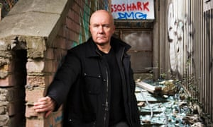 Irvine Welsh: 'It makes me angry that people in this country have been completely shafted.'