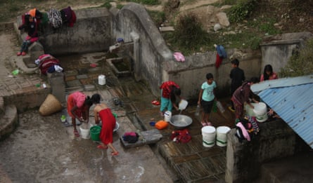 One in every five Kathmandu households has no access to a domestic water source and two-thirds of its urban households live with an inadequate water supply.