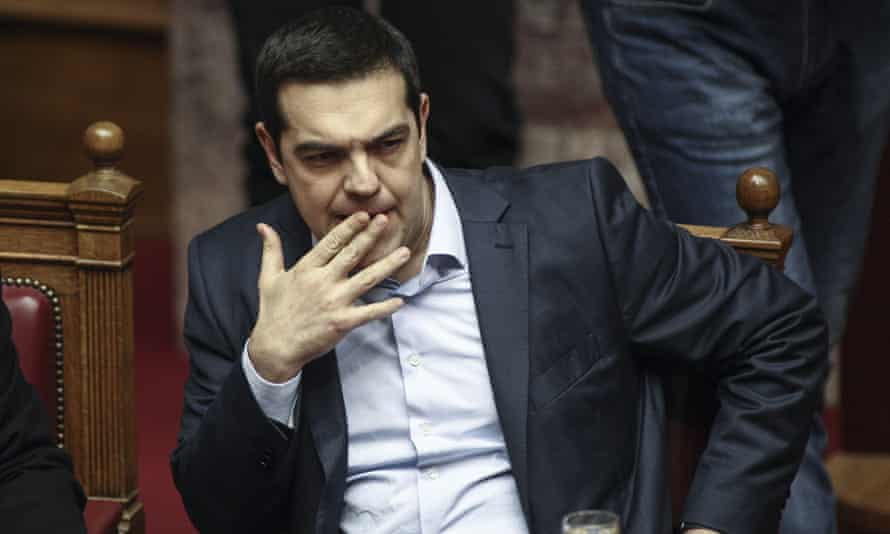 Prime minister Alexis Tsipras has restated his opposition to EU sanctions on Russia.