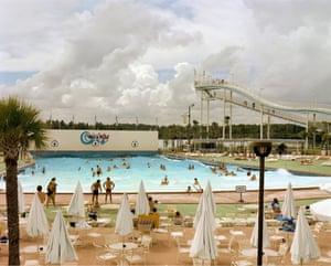 Wet'n Wild Aquatic Theme Park, Orlando, Florida, September 1980