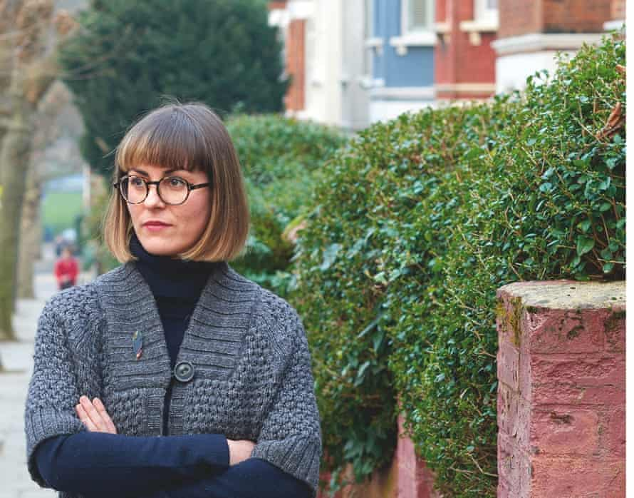 Tina Caballero of Spanish political party Podemos's London branch