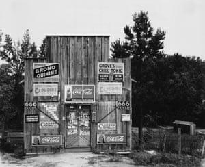 Roadside Store, Vicinity Greensboro, Alabama, 1936