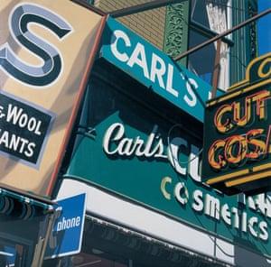 Carl's, 1975