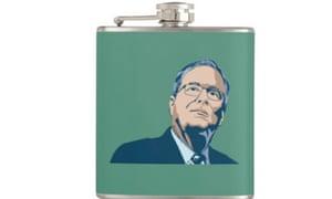 jeb bush flask