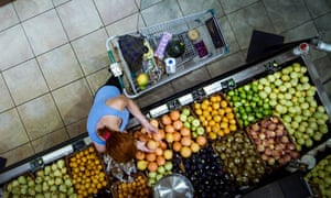 One of the festival's premiere screenings Just Eat It looks at the disturbing scale of food waste across the world.