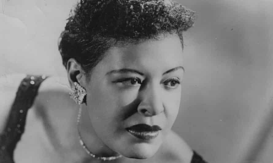 Billie Holiday1954