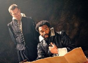 Chiwetel Ejiofor as Othello