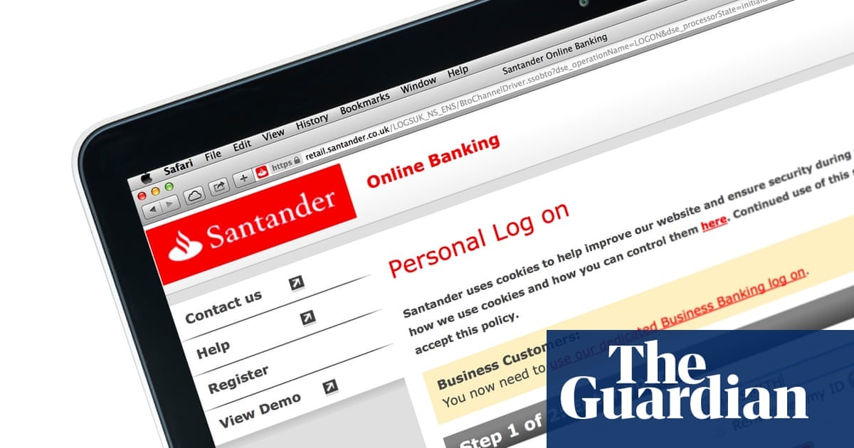 Santander is off limits as we have no mobile signal money the santander is off limits as we have no mobile signal money the guardian reheart Image collections
