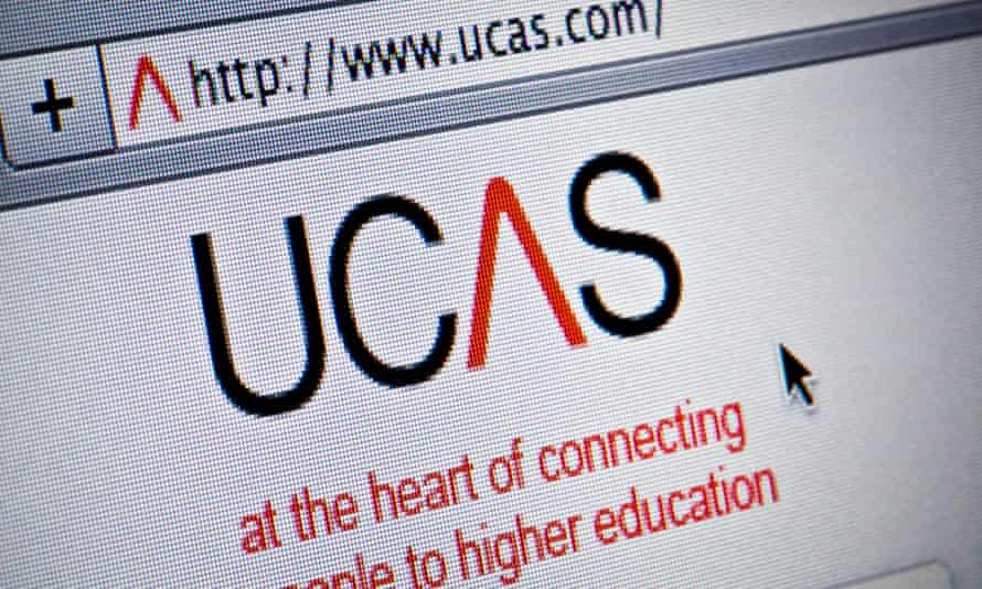 The Ucas website only allowed applicants to opt out of receiving adverts if they unchecked three boxes, and warned them they would miss out on  information about careers, education and health.