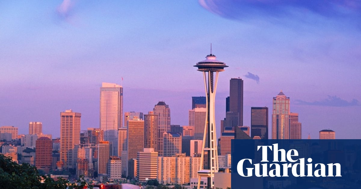 Reading American cities: books about Seattle   Books   The Guardian