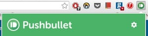 PushBullet21 dingsObs Tech