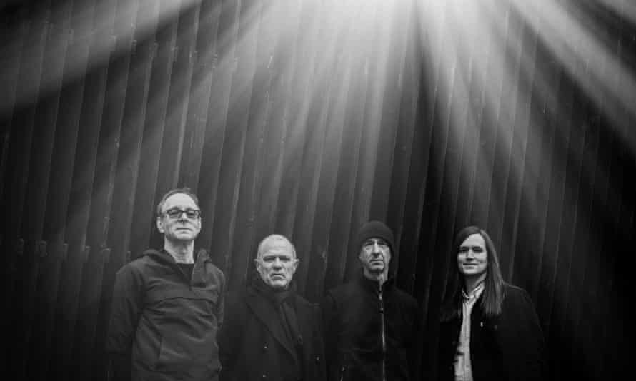 Wire 2015 band photo