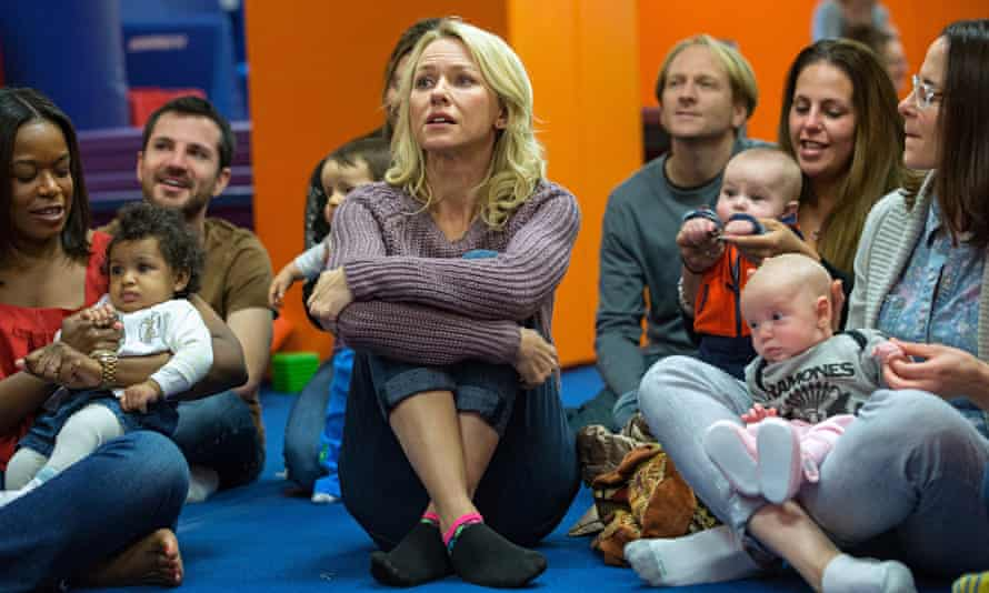 Naomi Watts in While We're Young, 2014