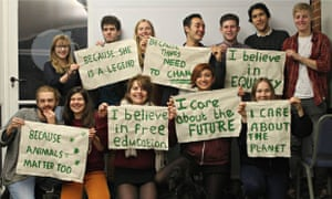 Students for Caroline Lucas
