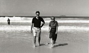 Robert Lowell and Elizabeth Bishop