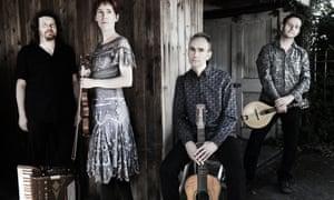 Spiro folk band photo