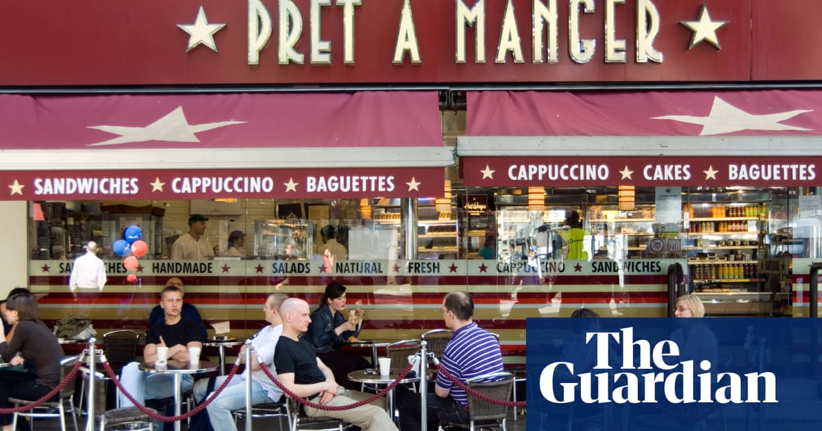 Pret A Manger Behind The Scenes At The Happy Factory