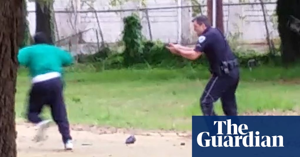 Michael Slager fired from South Carolina police force after killing of  Walter Scott  5ec394f60