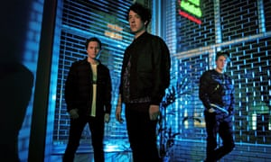 the Wombats band photo
