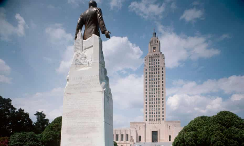 baton rouge state capitol building