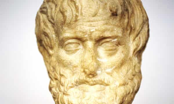 Aristotle: knew a thing or two about rhetoric.