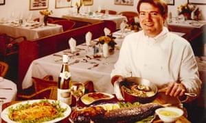Rick Stein in 1985.