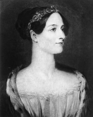 What I wouldn't give to have a conversation with Ada Lovelace