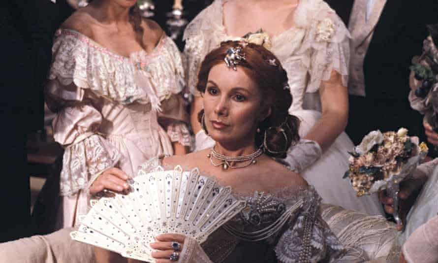 Susan Hampshire in The Barchester Chronicles