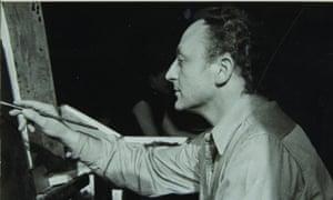 The Catalan artist José Bartoli
