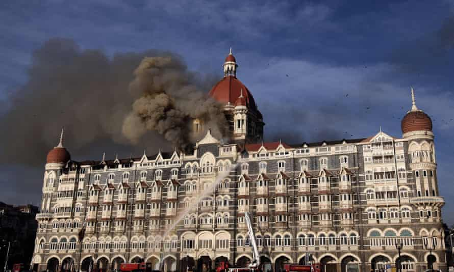 The 2008 terror attack on the Taj Mahal hotel in Mumbai was in part funded by a hacking gang in the Philippines.