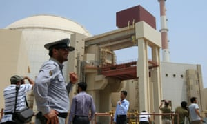 In 2010 the Stuxnet computer virus was discovered to have knocked out centrifuges at Iran's Bushehr nuclear enrichment plant.