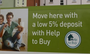 Help to Buy advert