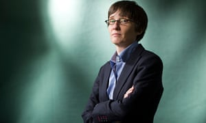 Thoughtful and poetic asides … AL Kennedy. Photograph: Murdo MacLeod for the Guardian