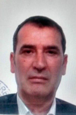 Claudio Giardiello, who is alleged to have opened fire in Milan's courthouse, killing his lawyer, a co-defendant and a judge. Prosecutors said the suspect  fired at least 13 shots and had two spare cartridges for his gun.
