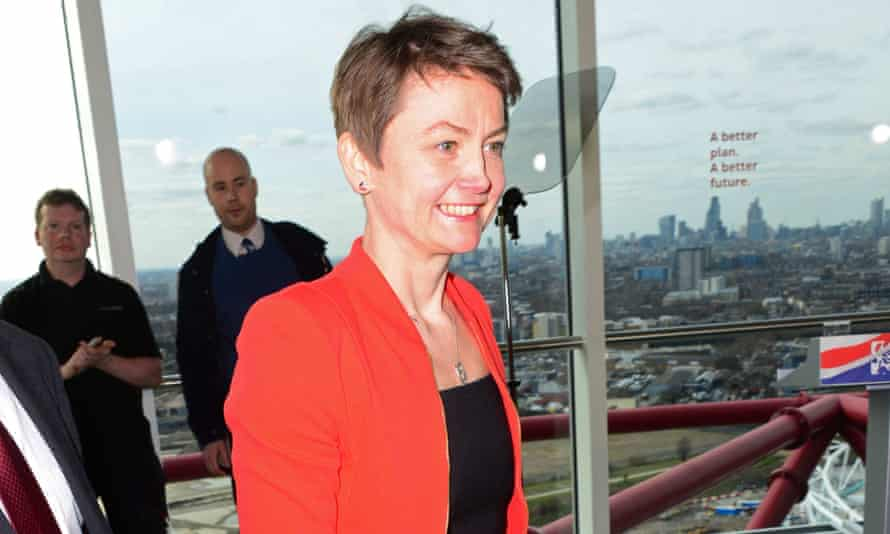 Yvette Cooper will promise a 'local policing commitment' in Labour's crime and justice manifesto.