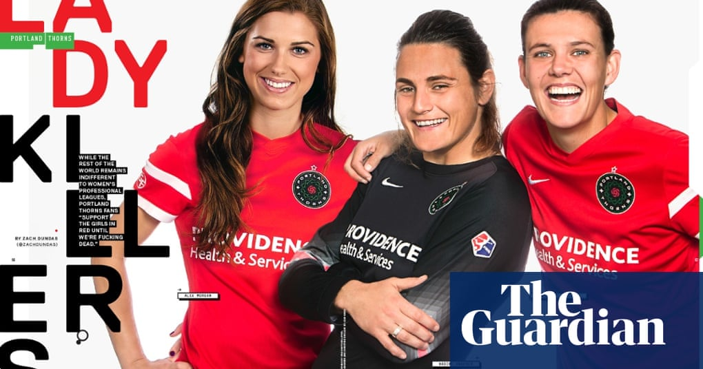 df896fc938b Are Portland Thorns the first  real club  in women s football ...