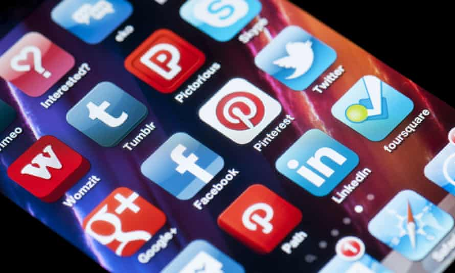 Social media is one of the influences driving changes in the English language.