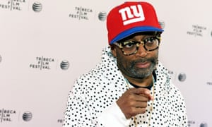 """""""There's something still for me actually being in a movie theatre"""" ... Spike Lee on"""