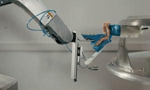 Gribbot robot