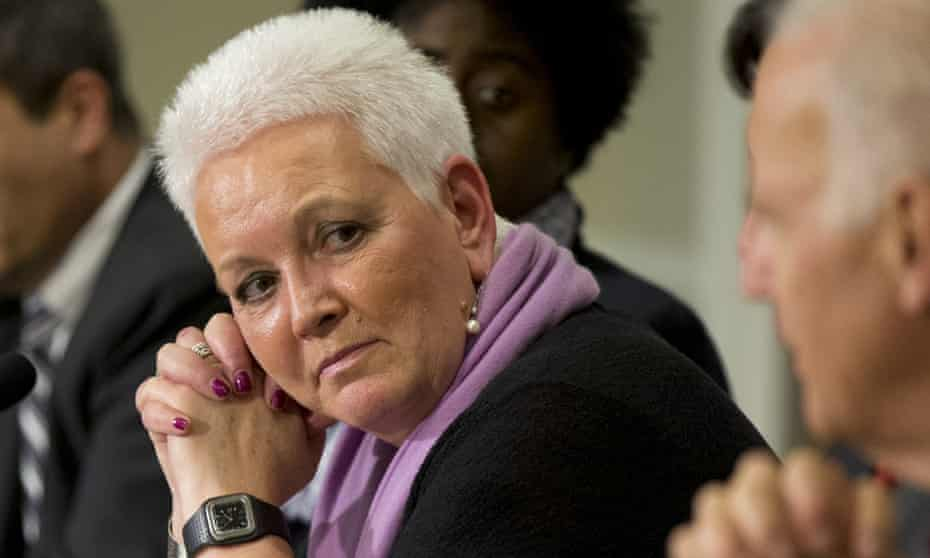 White House adviser Gayle Smith has been put forward as the next head of USAid.
