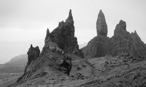 Broken tooth … The Storr on the Isle of Skye