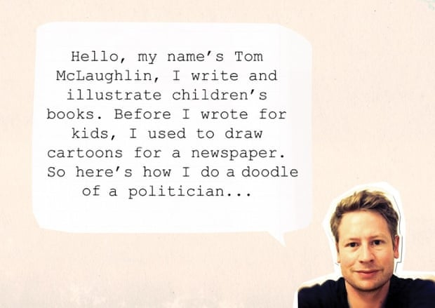 How To Draw A Political Cartoon Children S Books The Guardian