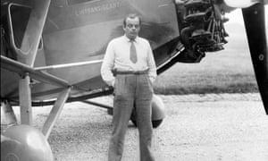 The pilot and author Antoine de Saint-Exupéry