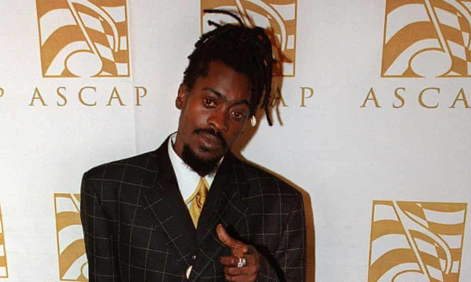 Reggae artist Beenie Man