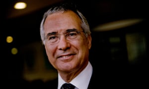 Lord Nicholas Stern, academic and economist at the LSE