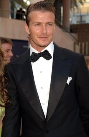 Happy Birthday David Beckham What 40 Means For A Mans Wardrobe