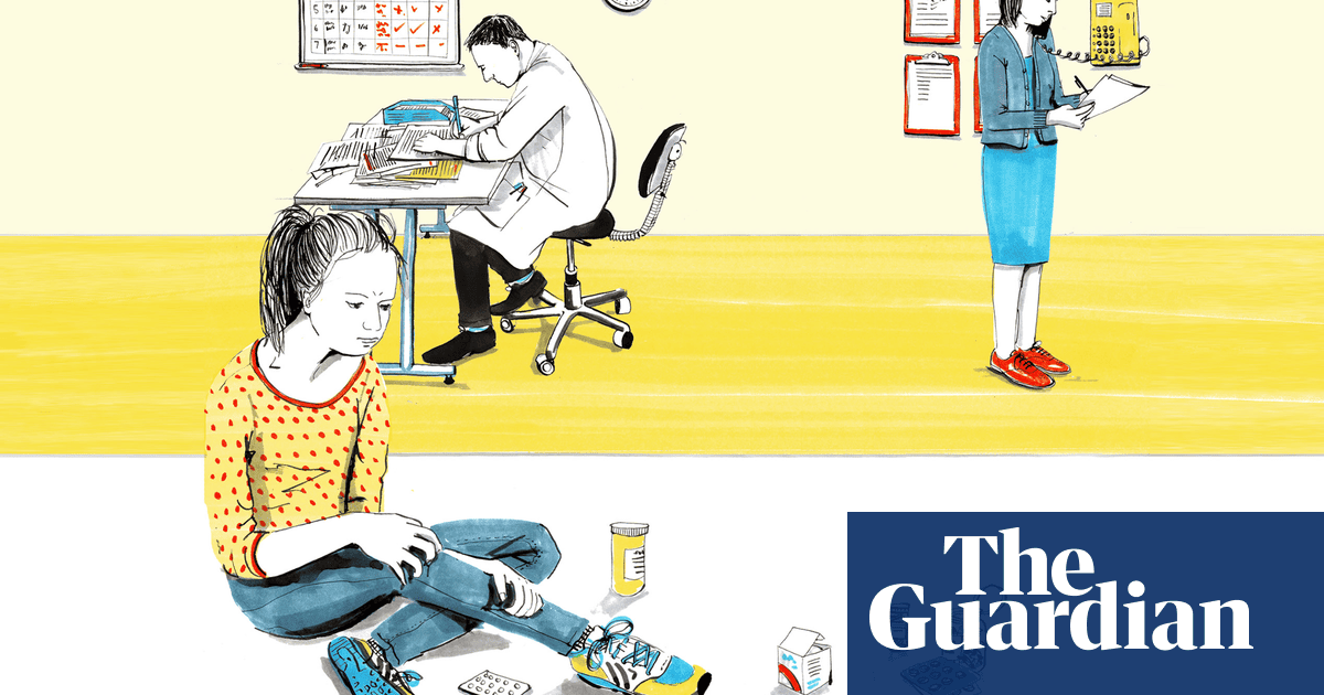 The crisis in children's mental health services: an NHS