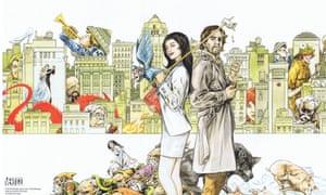 Fabulous creatures … the wonderful world of Bill Willingham